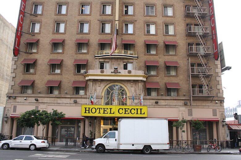 세실 호텔